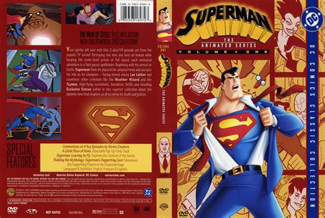 The Series Volume 1 superman the animated series volume 1