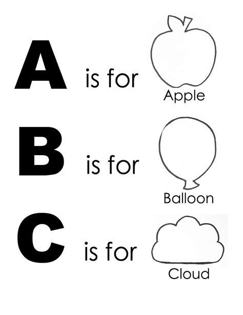 printable alphabet book template free alphabet worksheets to print activity shelter