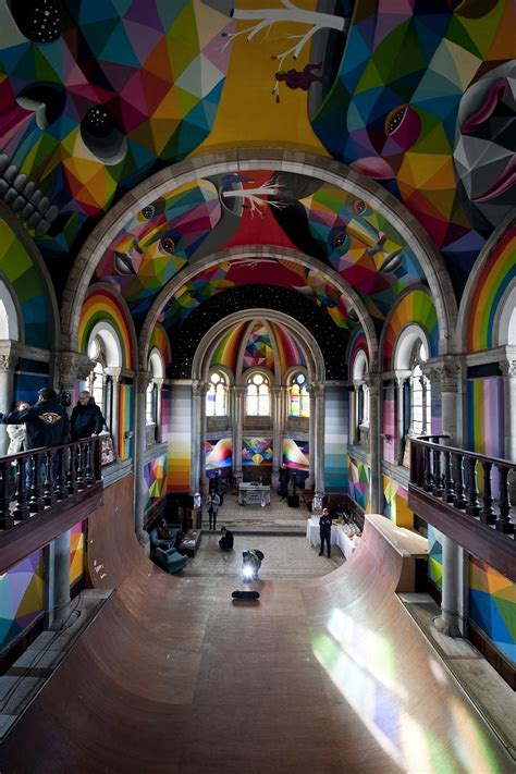 Kaos Thrasher New quot kaos temple quot by okuda in llanera asturias