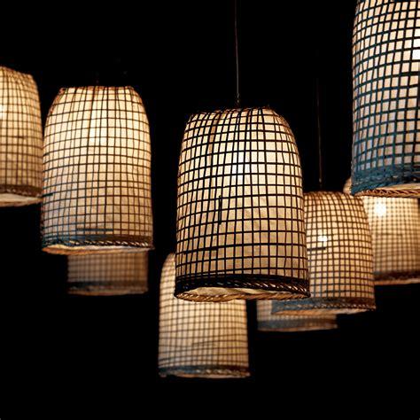 Luminaire Exotique Bambou by Luminaire Exotique Bambou Le A Poser Le En Bambou