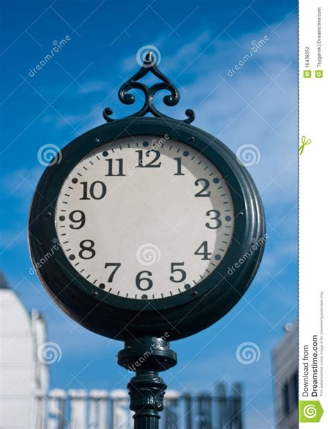 time stop time stop stock photography image 16438352