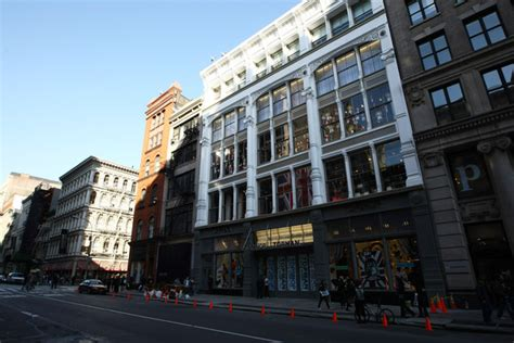 Topshop New York by Topshop Comes To New York Zimbio