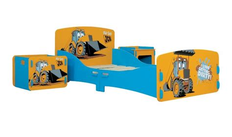 jcb bedroom set kidsaw jcb room in a box fun set jcb bed frame bedside