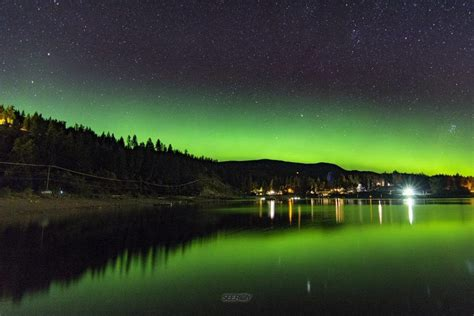 best places in bc to see northern lights