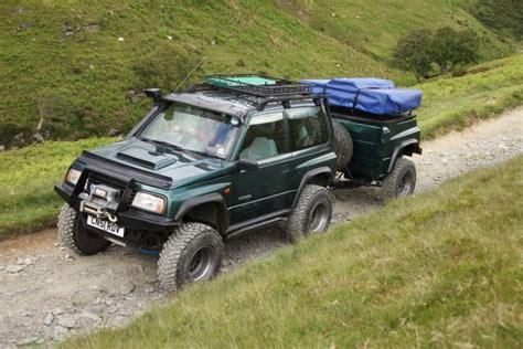 jeep vitara a suzuki vitara pulling a trailer suzuki vitara