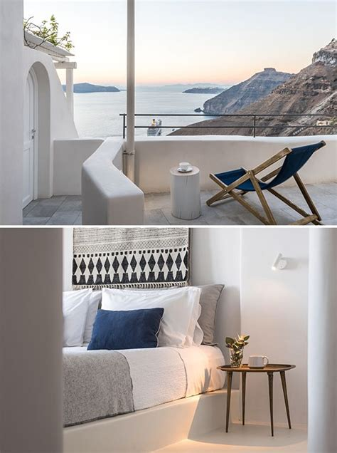 porto fira suites porto fira suites in santorini interior design by