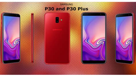 samsung s p series smartphone the samsung galaxy p30 and p30