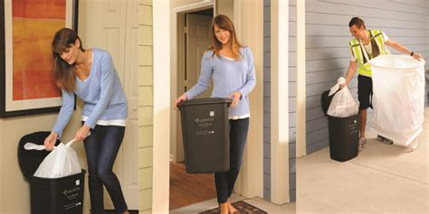 valet living trash valet waste is as simple as tying your trash bag and