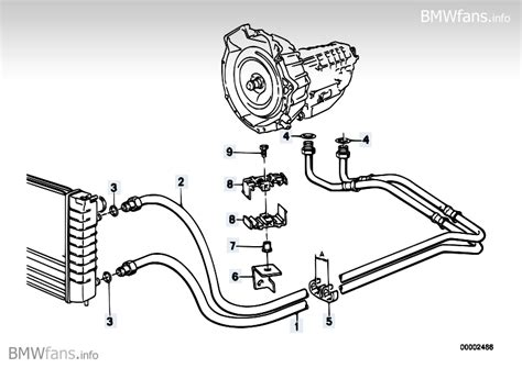 supplement 6 to part 742 transmission cooling bmw 3 e30 316i m40 bmw