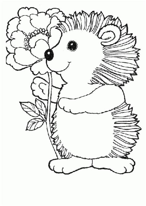 cute animals coloring pages for adults coloring pictures