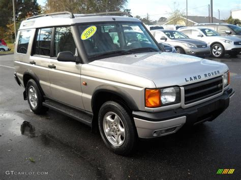 2000 land rover inside 2000 blenheim silver land rover discovery ii 23525649
