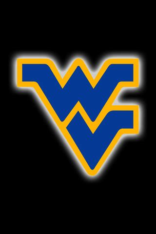 west virginia mountaineers iphone ipod touch wallpapers
