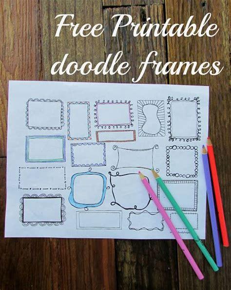 doodle to do list 1000 ideas about doodle frames on clip
