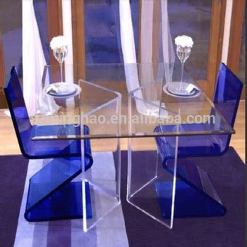acrylic dining table and chairs restaurant dining table acrylic dining tables and chairs