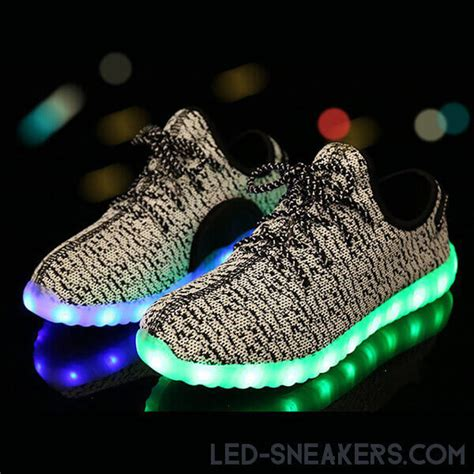 Shoes Led yzy led schuhe led sneakers