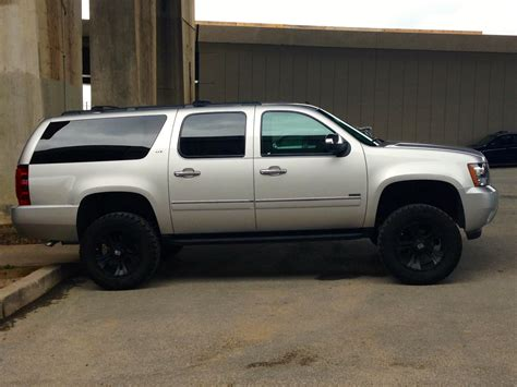 chevrolet suburban lifted autoride suspension i want to lift what are my