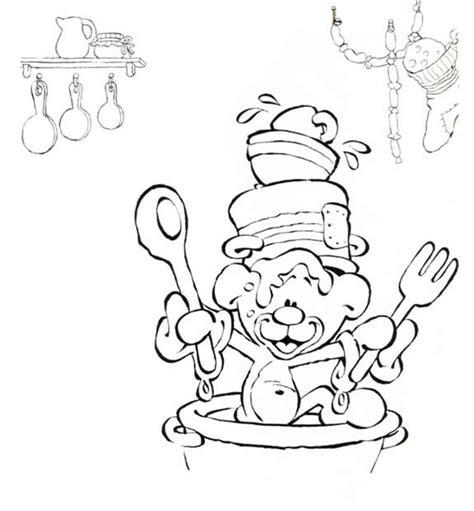 dessin pour cuisine coloriage cuisine les beaux dessins de autres 224 imprimer