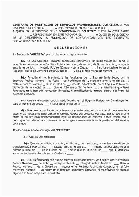 contrato de prestacion de servicios profesionales no contratos administrativos contrato de prestacion de servicios