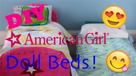 how to make an american doll bed diy american doll bed
