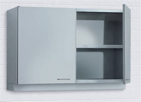 metal wall storage cabinets impressive storage cabinet hospital stainless steel wall