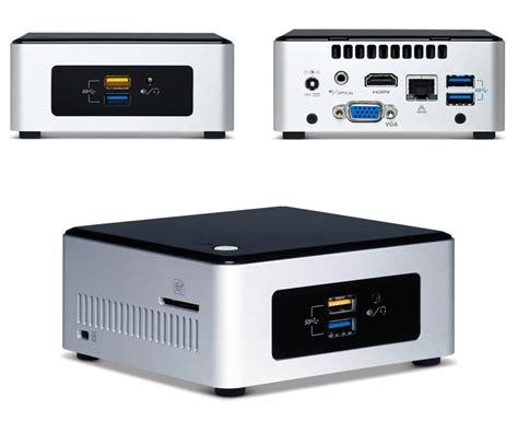 mini pc intel 174 nuc kit nuc5cpyh qc computers