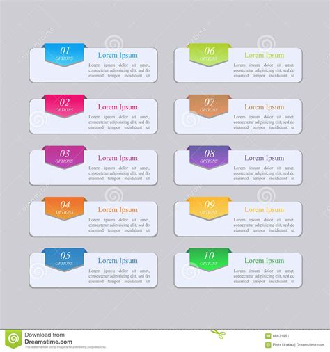 infographic layout template infographic design template stock vector image 66621961