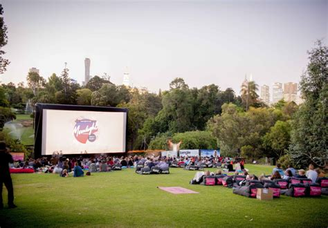 Moonlight Cinema Announces First Summer Line Up Broadsheet Royal Botanic Gardens Moonlight Cinema