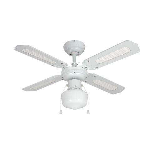 lustre ventilateur plafond ventilateur de plafond barbade inspire blanc cann 233 60 w