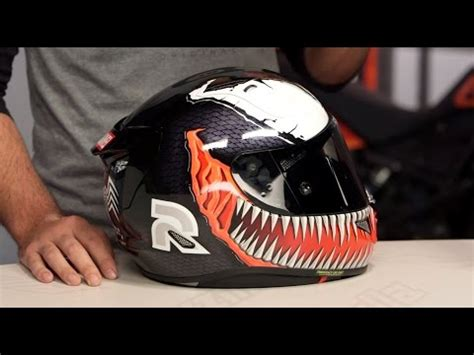 Helm Hjc Venom hjc rpha 11 pro venom helmets review at revzilla