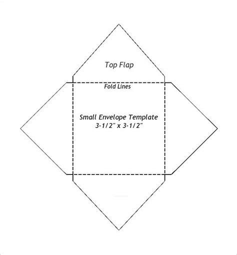small template printable free small envelope templates 9 free printable word pdf