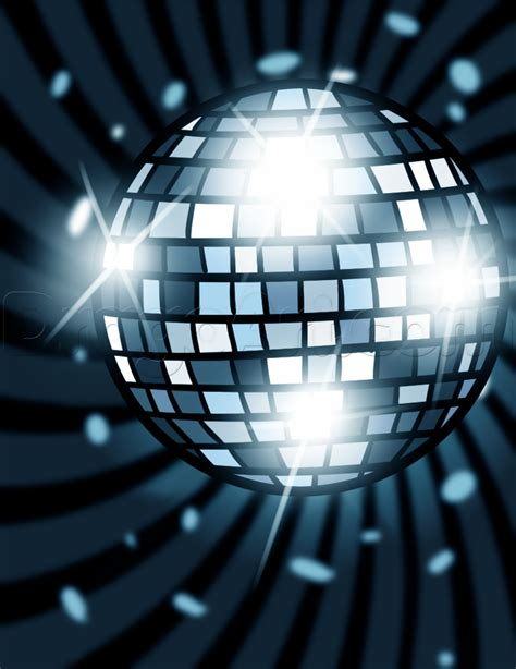 tutorial dance disco how to draw a disco ball step by step stuff pop culture