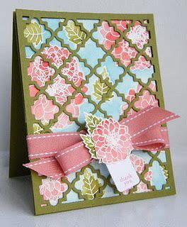 Bahan Scrapbook Dies Cut Out Hw 043 Floral Cluster Circle 6967 best handmade cards images on handmade cards card ideas and cards