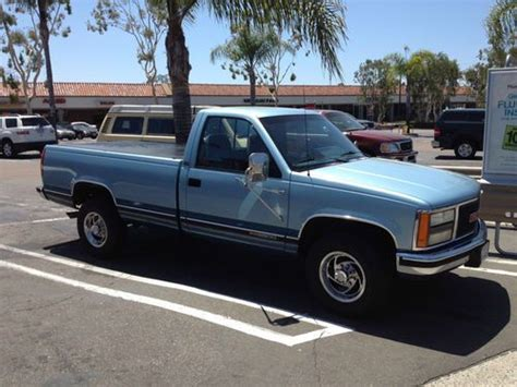 automobile air conditioning service 1992 gmc 2500 club coupe electronic toll purchase used classic 1992 gmc sierra 2500 3 4 ton 454