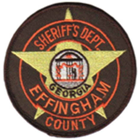Effingham County Sheriff S Office by Reflections For Corporal Dennis Christian Wright Sr