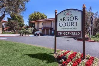 arbor court apartment homes cypress ca apartment finder