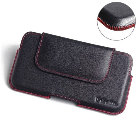 samsung galaxy pouch samsung galaxy s8 leather holster pouch stitch