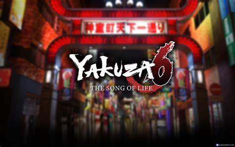 wallpaper hd yakuza full hd 1080p yakuza 6 wallpapers