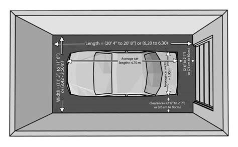 Common Garage Door Sizes Garage Design Ideas Door Placement And Common Dimensions