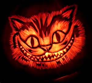 Cat Templates For Pumpkin Carving by Best 20 Cheshire Cat Pumpkin Ideas On Cat