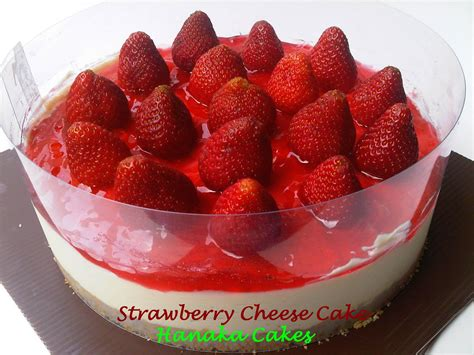 Harga Cheese Merk Anchor hanaka in pawon strawberry cheese cake
