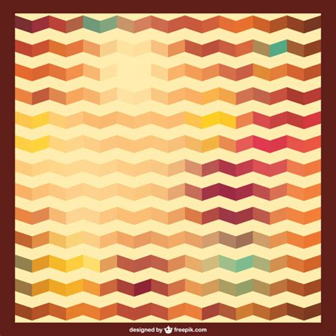 background design of zig zag zig zag retro background pattern vector free download