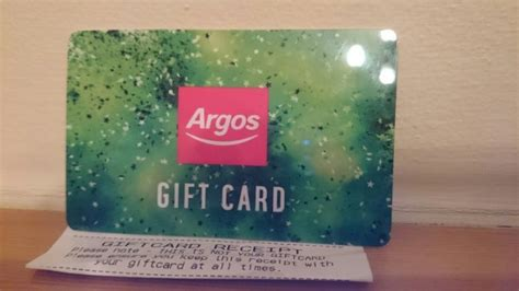 Argos Gift Card - argos gift card for sale in ballycanew wexford from polly2014