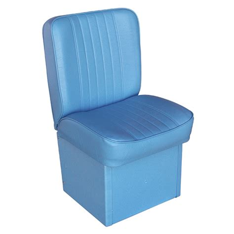 boat jump seat base wise marine seating 10 quot base jump seat light blue west