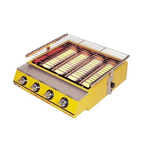 Alat Pemanggang Gas Jual Maestro 4 Gas Roaster K 222 Alat Pemanggang