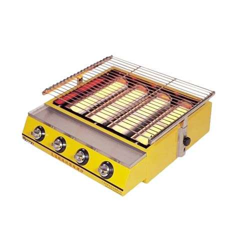 Alat Pemanggang Getra Jual Maestro 4 Gas Roaster K 222 Alat Pemanggang