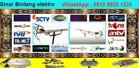 Setting Service Parabola Mpeg 4 Dan Hdmi toko pasang antena tv digital
