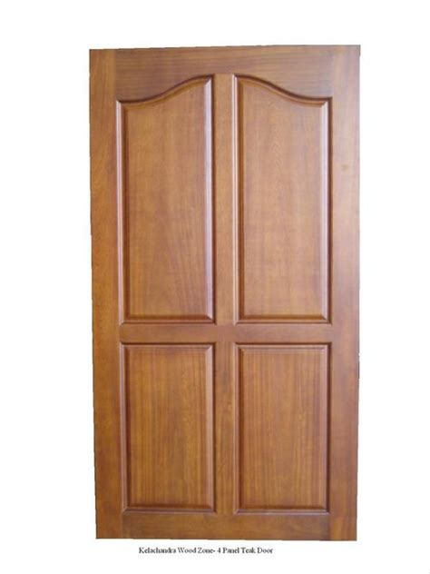 Door Panel by Solid Wood Panel Door In Chingavanam Kottayam Exporter