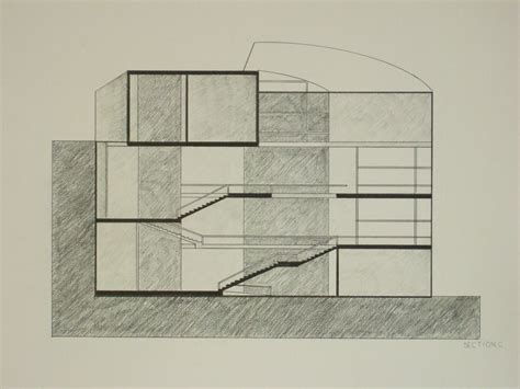 Sectional Drawing by Section Drawing