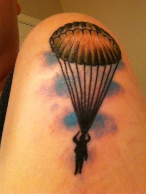 paratrooper tattoo army tattoos and designs page 42