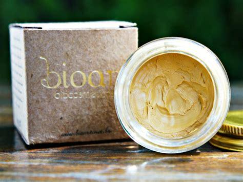 eu acredito em cosm 233 ticos a maravilhosa lojinha das m 225 scara facial de argila dourada bioart natural vegana e